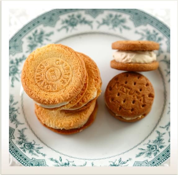 クッキーサンド レシピ