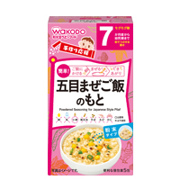 Powdered Seasoning for Japanese Style Pilaf
