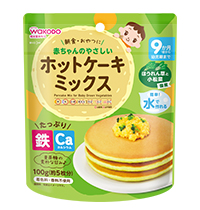 Pancake Mix for Baby -  Spinach & Komatsuna
